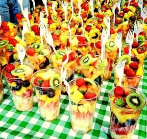 Fruitbar huren bij Bar Company