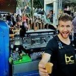 Festival barista