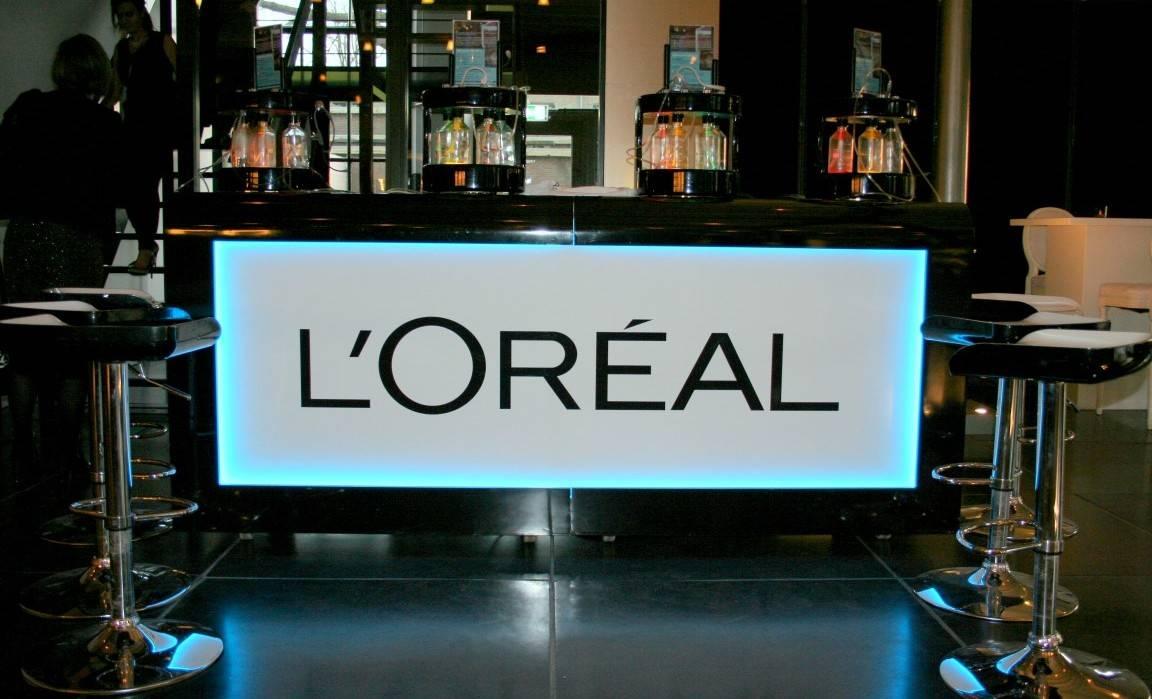 Zuurstofbar met branding - Bar Company