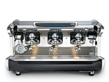 halfautomaat koffiemachine huren