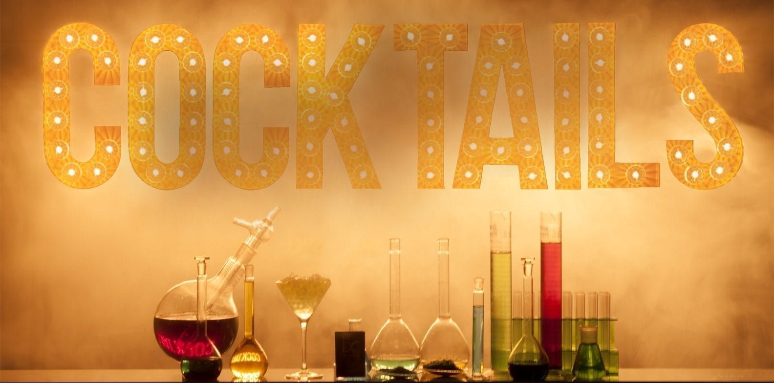 BC Cocktail Laboratorium sign
