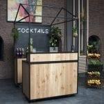 mobiele cocktialbar huren van Bar Company