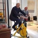 Een shake fiets huren op jouw locatie