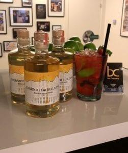 Cocktails op bedrijfsborrel met honingwijn