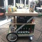 Gin Tonic cocktail kar trolley van Bar Company (3)