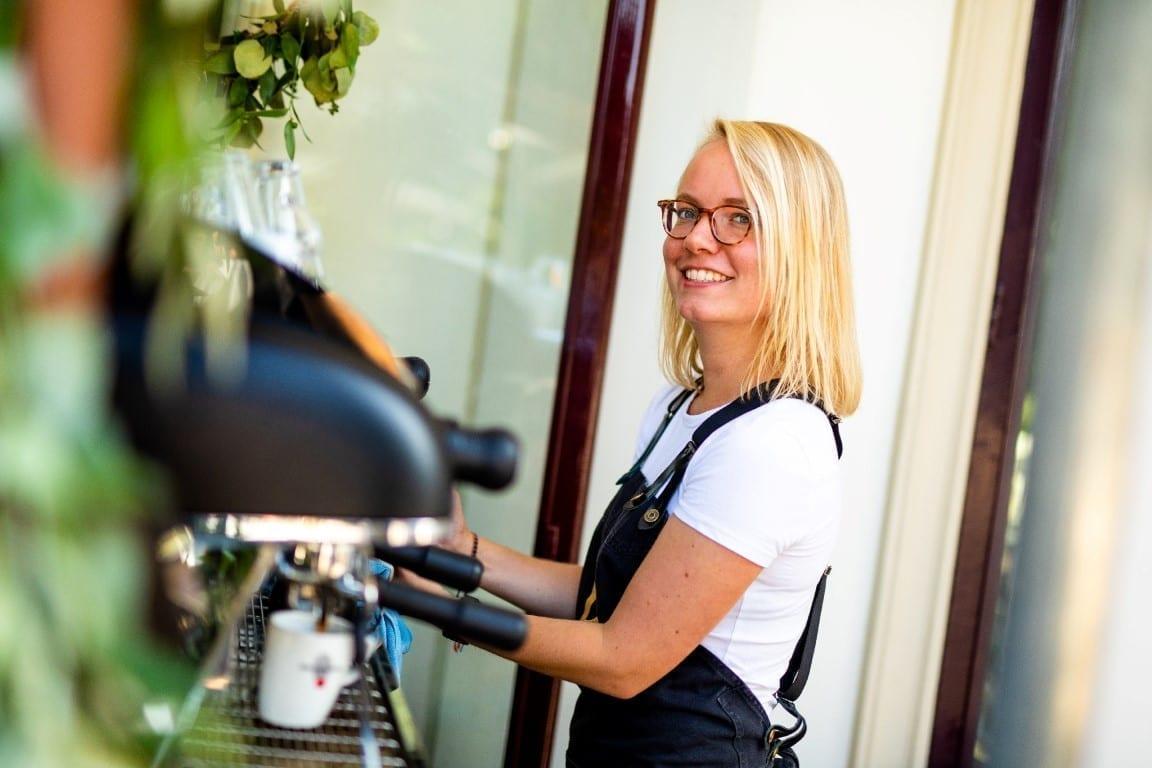 Koffie catering met barista op locatie - Bar Company