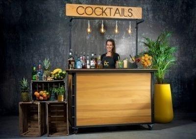 Alcoholvrije cocktailbar voor feesten - Bar Company