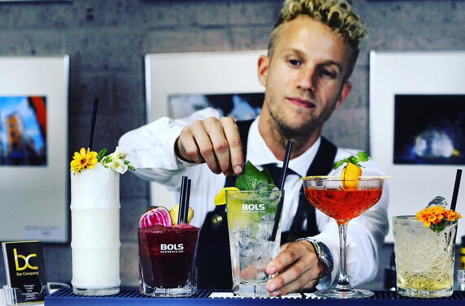 Cocktail catering voor feesten - Bar Company
