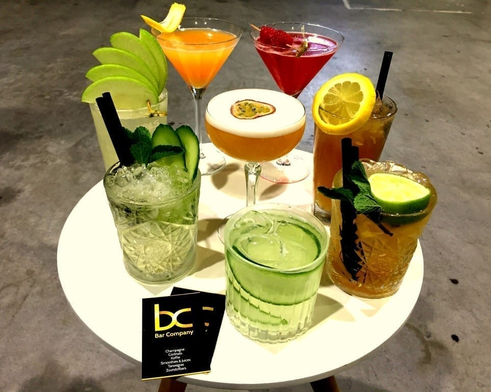 Cocktail catering - Bar Company