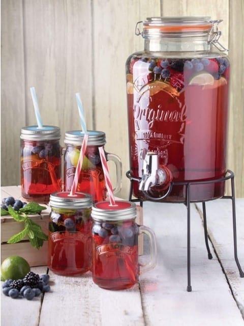 Fruitwater tap huren - Bar Company