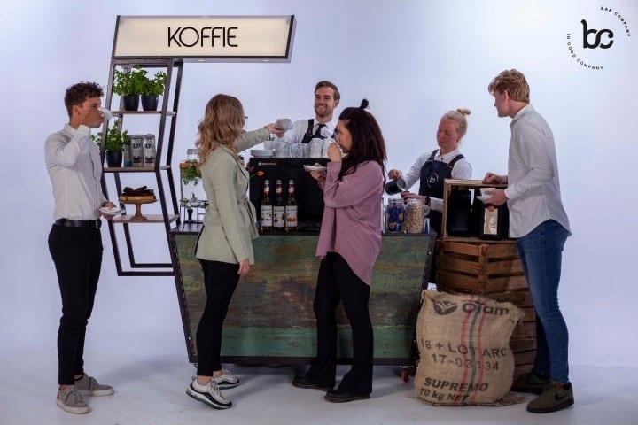 Koffie op locatie - Bar Company
