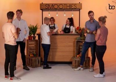 Smoothiebar huren - Bar Company