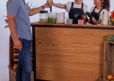 smoothie catering - Bar Company