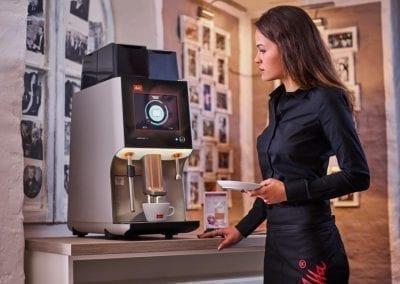 Koffie machine hoor voor korte periode - Bar Company