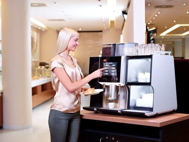 Koffie machine huren - Bar Company