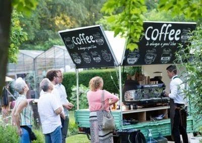 Koffie tuk tuk huren op locatie - Bar Company