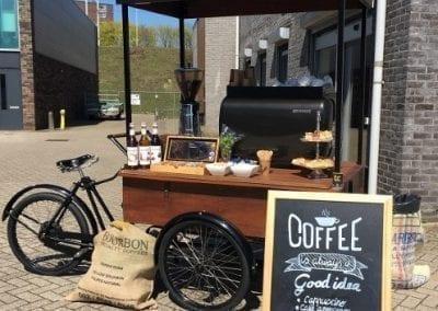 Mobiele koffiebar op locatie - Bar Company