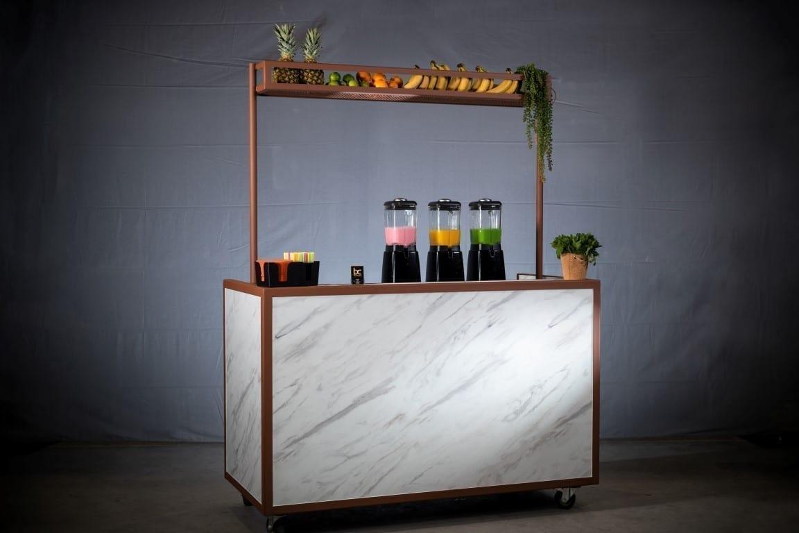 Mobiele smoothie bar huren - Bar Company