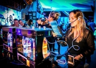 Zuurstofbar huren   Bar Company