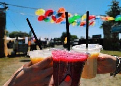 smoothie catering op evenementen en feesten - Bar Company