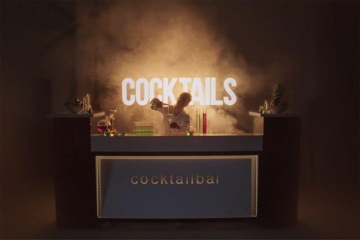 Cocktail laboratorium huren - Bar Company