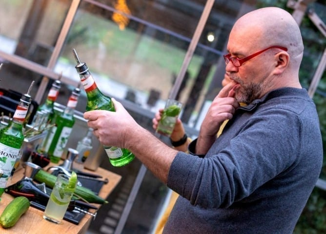 Cocktail workshop huren - Bar Company