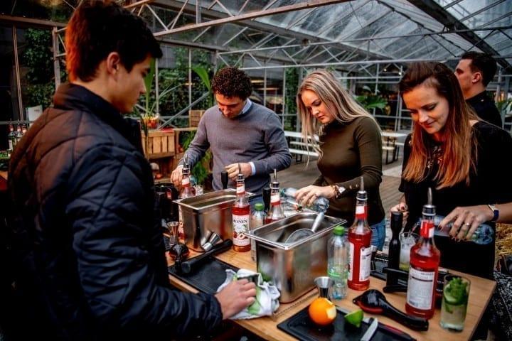 Cocktail workshop - Bar Company