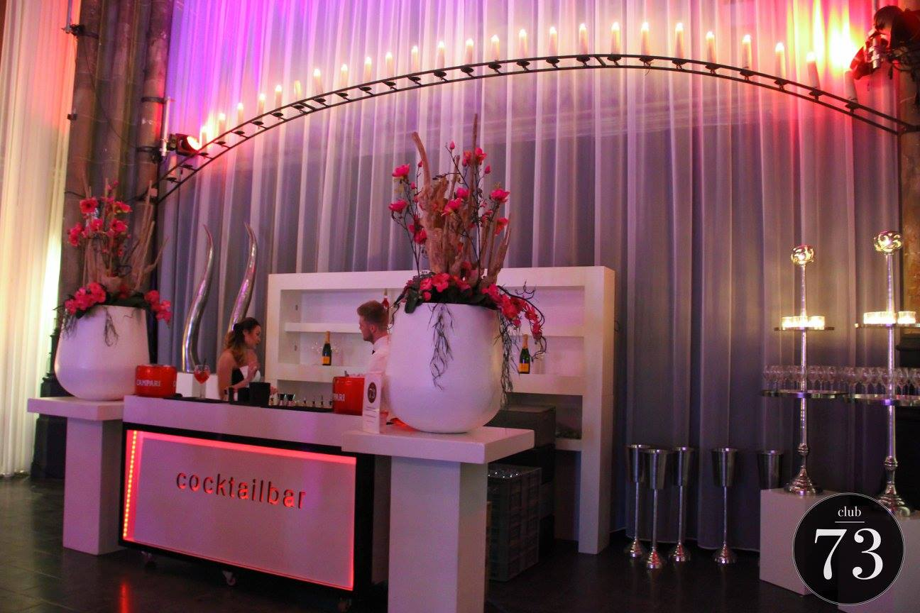 Cocktails op bruiloft - Bar Company