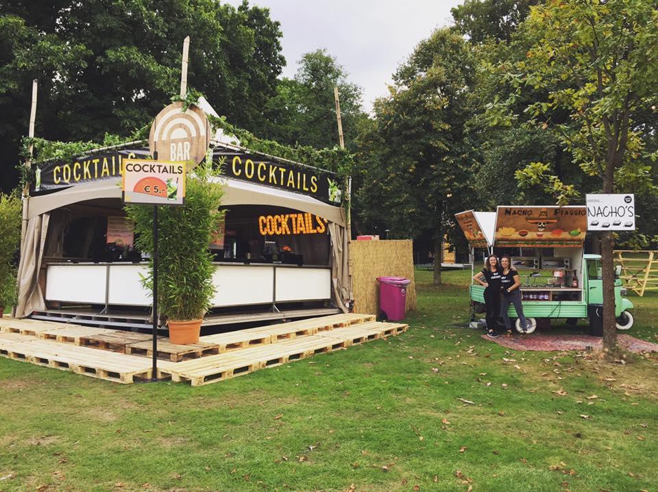 Cocktails op festival of publieksevenement - Bar Company