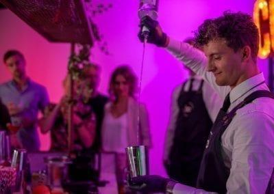 Cocktailbar inhuren op je personeelsfeest - Bar Company
