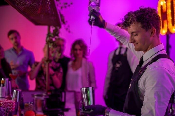 Cocktailshaker huren - Bar Company