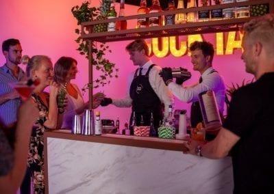 Cocktailbar op je bruiloft huren - Bar Company