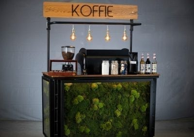 Koffiebar mos - Bar Company