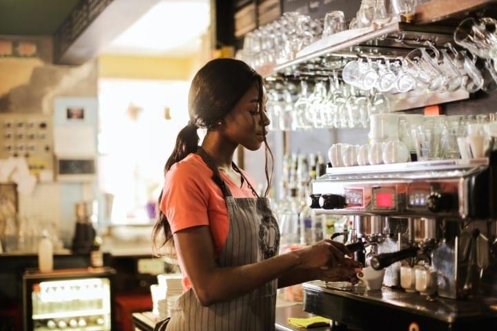 Koffiemachine huren voor horeca zaak - Bar Company