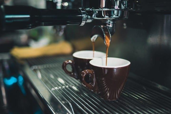 Koffie machine huren voor 1 dag - Bar Company