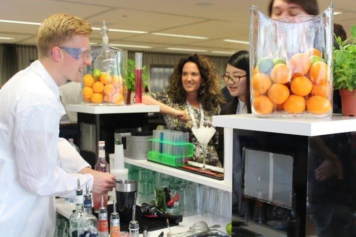 Cocktail laboratorium op locatie - Bar Company