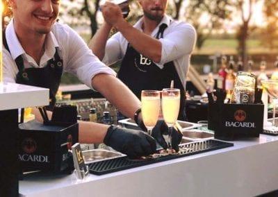 Cocktails op locatie - Bar Company