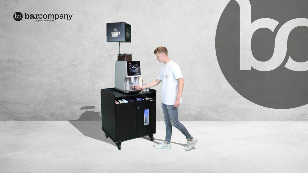 Koffiemachine huren - Bar Company