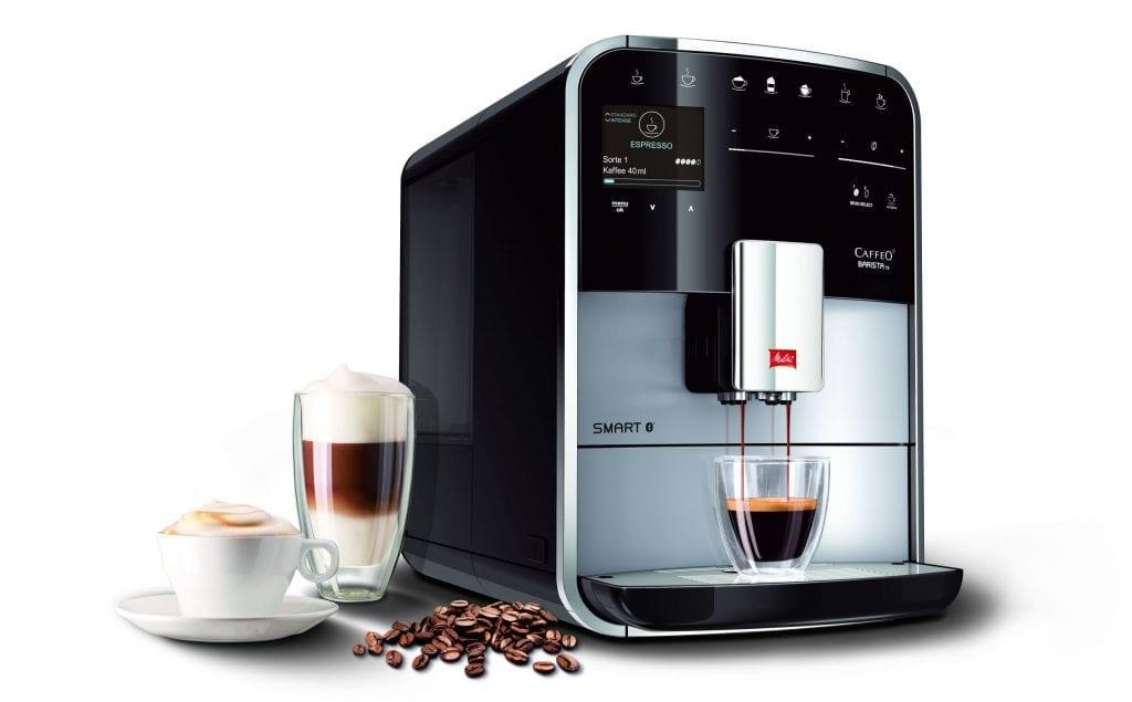 Koffie machine huren op beurs - Bar Company